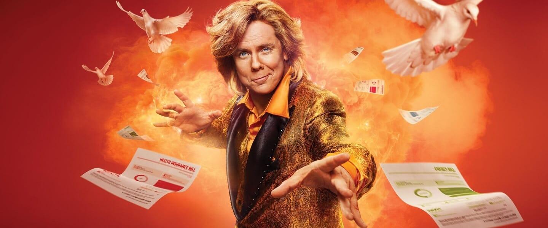 """iSelect """"Billusionist"""" Magic Commercials – Magician Sydney"""